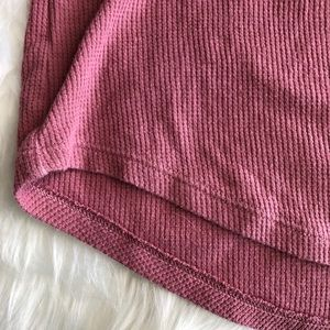 PINK Victoria's Secret Tops - PINK • Long Sleeve Thermal